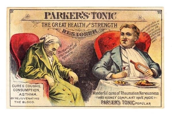 Parker Tonic